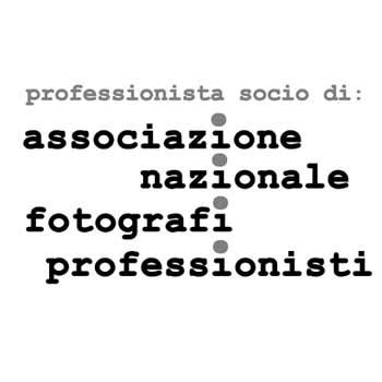 Iscritto alla Associazione Nazionale Fotografi Professionisti