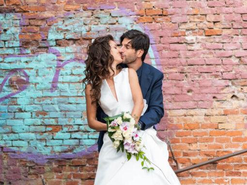 Servizio fotografico matrimonio Bevilacqua Verona Niccolò e Federica
